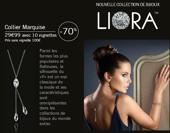 coller marquise liora carrefour